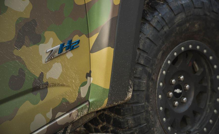 Chevrolet Colorado ZH2 Fuel Cell concept - Slide 42