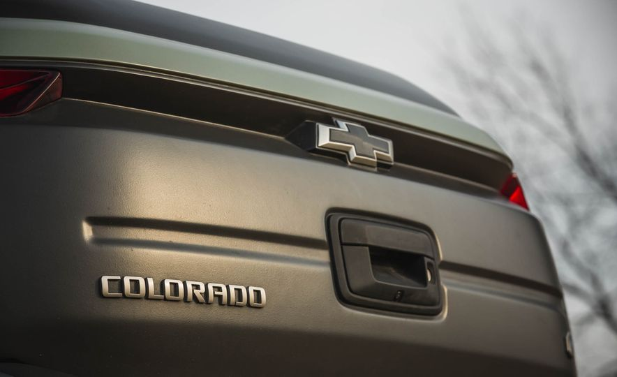 Chevrolet Colorado ZH2 Fuel Cell concept - Slide 46