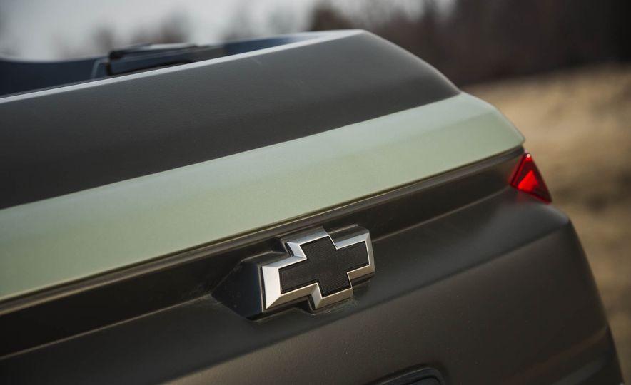 Chevrolet Colorado ZH2 Fuel Cell concept - Slide 47