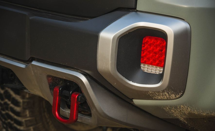 Chevrolet Colorado ZH2 Fuel Cell concept - Slide 48