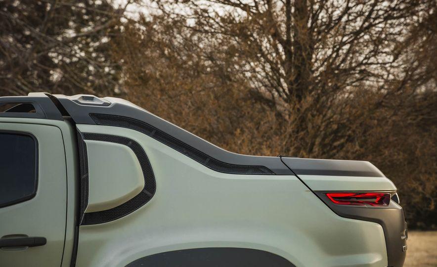 Chevrolet Colorado ZH2 Fuel Cell concept - Slide 49