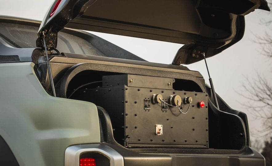 Chevrolet Colorado ZH2 Fuel Cell concept - Slide 51