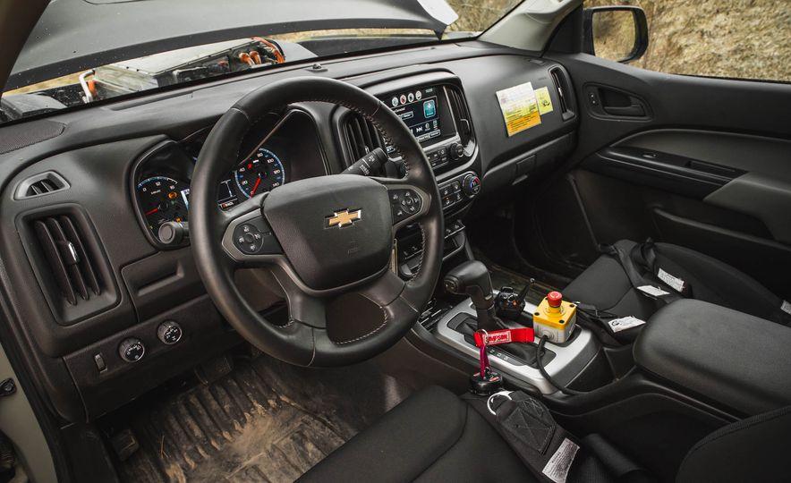 Chevrolet Colorado ZH2 Fuel Cell concept - Slide 52