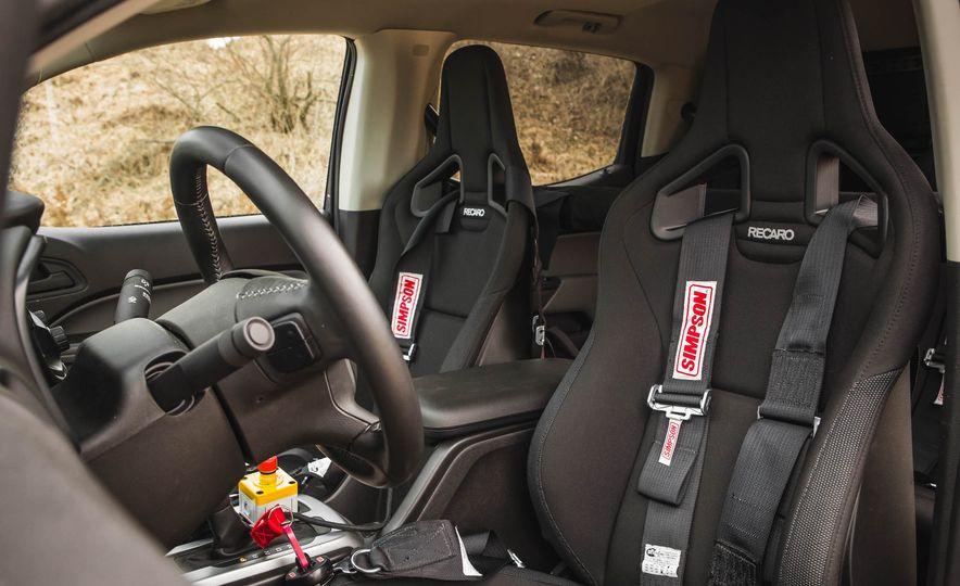 Chevrolet Colorado ZH2 Fuel Cell concept - Slide 53