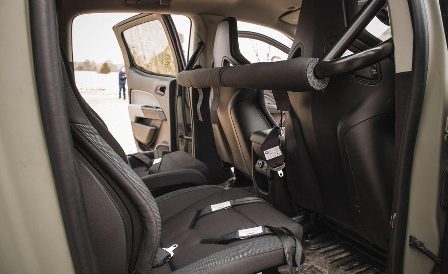 Chevrolet Colorado ZH2 Fuel Cell concept - Slide 56