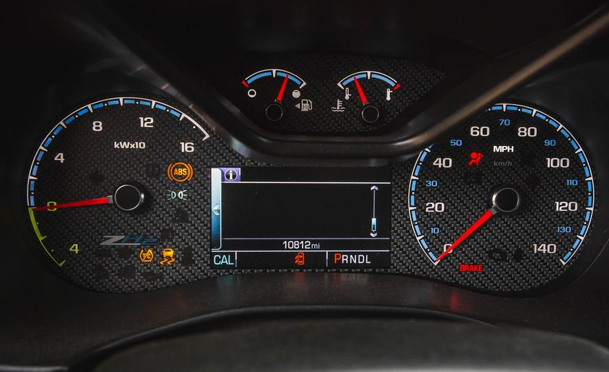 Chevrolet Colorado ZH2 Fuel Cell concept - Slide 57