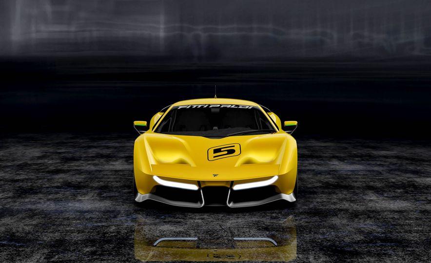 Pininfarina Fittipaldi Motors EF7 Vision Gran Turismo - Slide 1