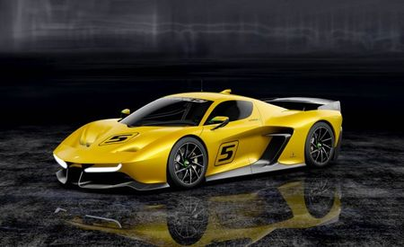Dream Chaser: Pininfarina Fittipaldi EF7 Is a Racy Vision Born of Experience [Video]