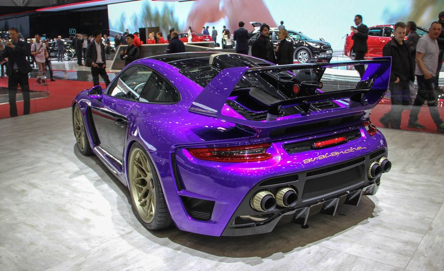 Wildest Tuner Cars of the 2017 Geneva Auto Show - Slide 3