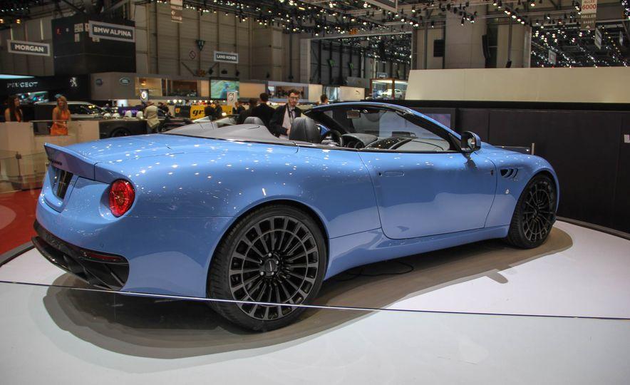 Wildest Tuner Cars of the 2017 Geneva Auto Show - Slide 7