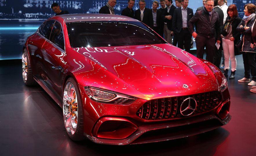 Swiss Movement: The Debuts That Matter from the 2017 Geneva Auto Show - Slide 8