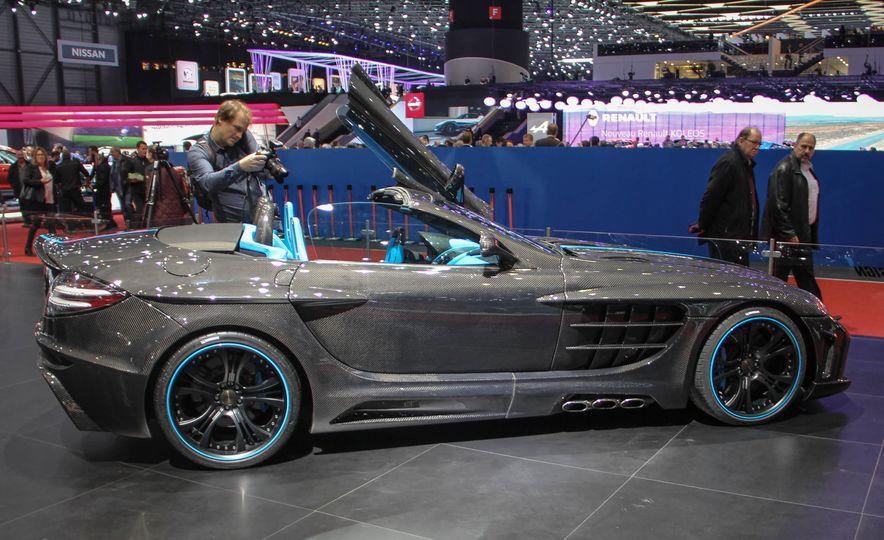 Wildest Tuner Cars of the 2017 Geneva Auto Show - Slide 9