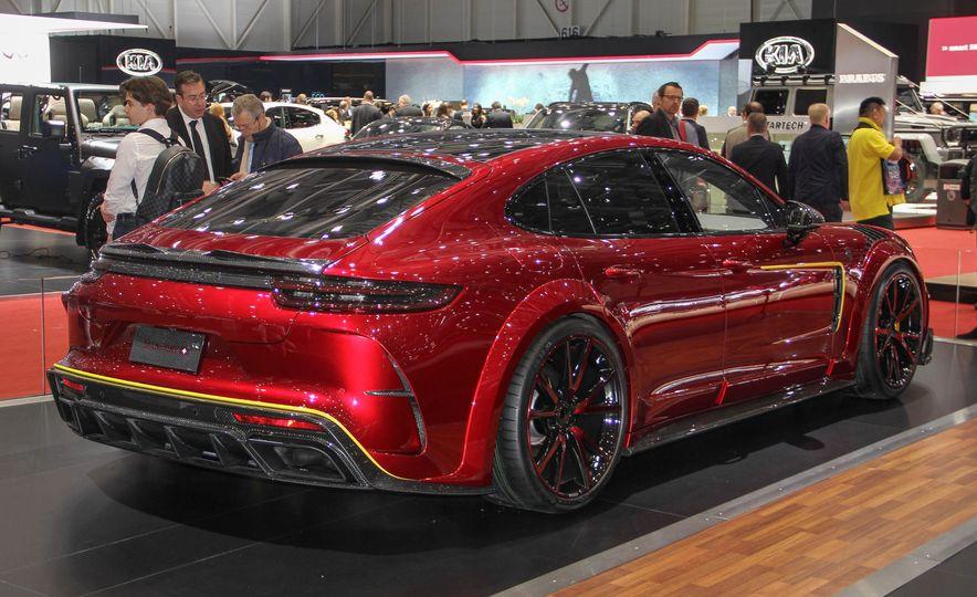 Wildest Tuner Cars of the 2017 Geneva Auto Show - Slide 17