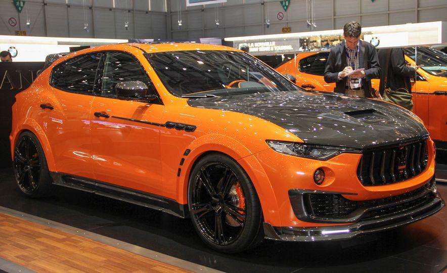 Wildest Tuner Cars of the 2017 Geneva Auto Show - Slide 18