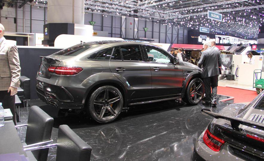 Wildest Tuner Cars of the 2017 Geneva Auto Show - Slide 21