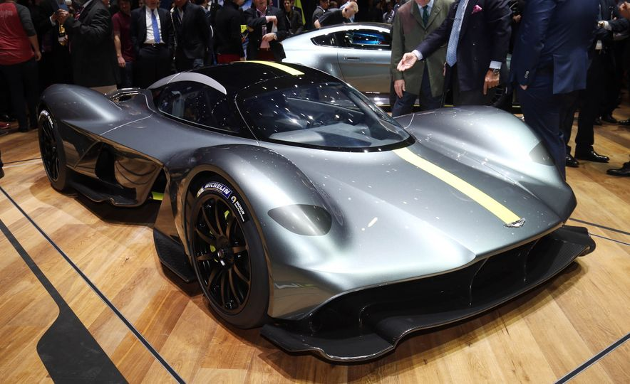 Fortress of Supertude: The Most Insane Supercars at the 2017 Geneva Auto Show - Slide 2