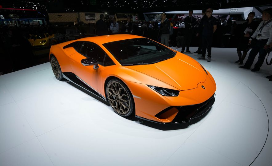 Fortress of Supertude: The Most Insane Supercars at the 2017 Geneva Auto Show - Slide 6