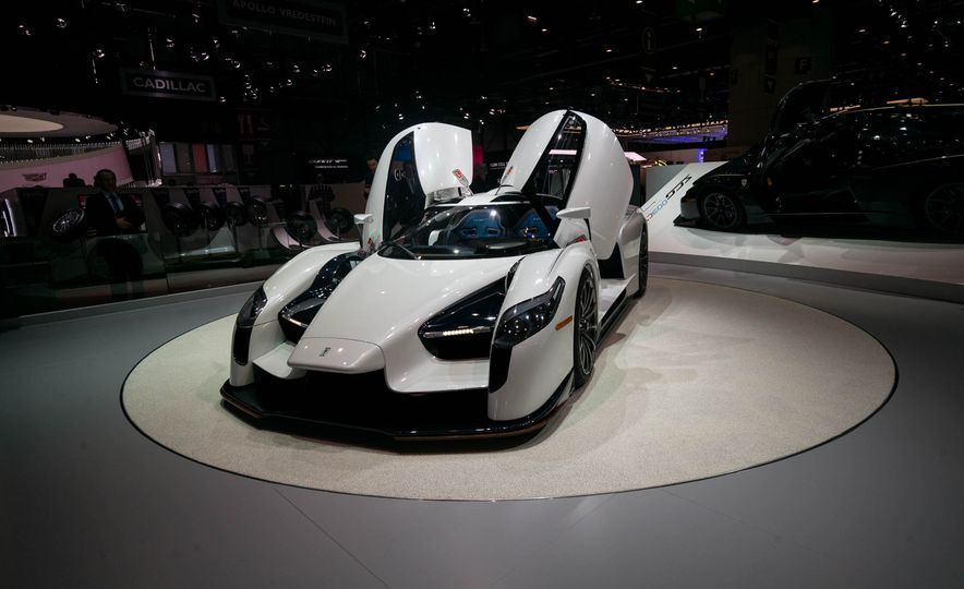 Fortress of Supertude: The Most Insane Supercars at the 2017 Geneva Auto Show - Slide 12