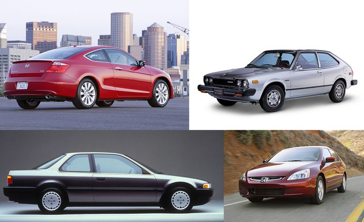 Honda Accord: A Visual History of the Sales Powerhouse Since Its Birth in 1976