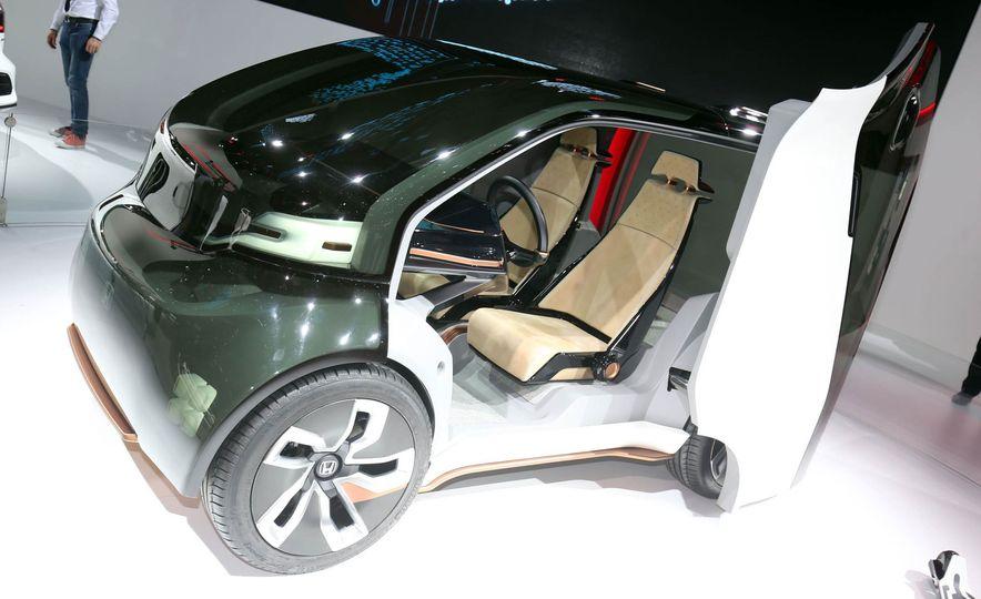 Honda NeuV concept - Slide 3