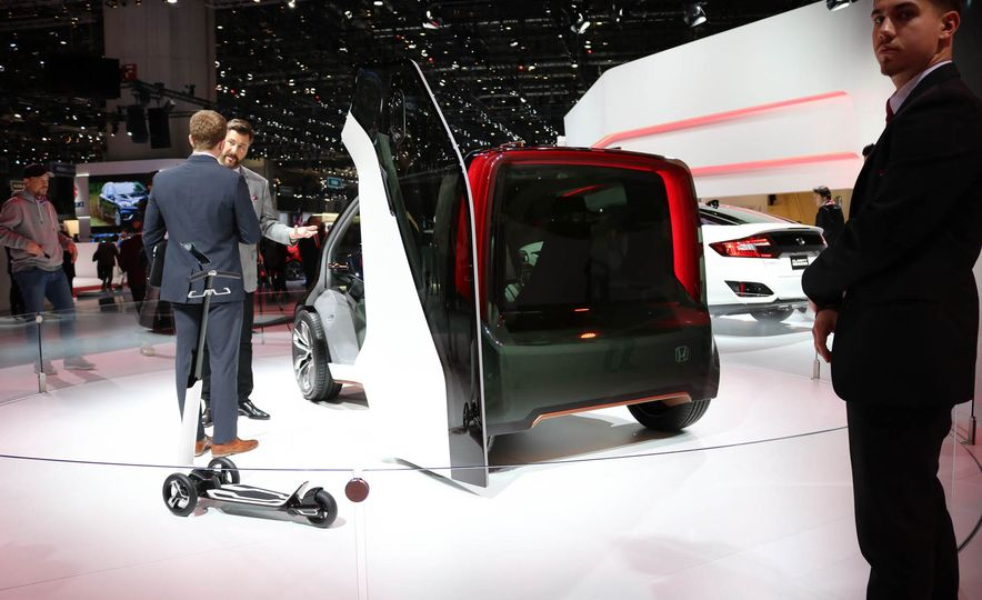 Honda NeuV concept - Slide 4