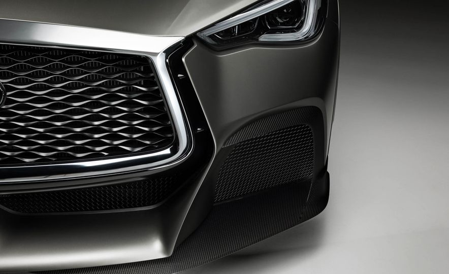 Infiniti Q60 Black S concept - Slide 30