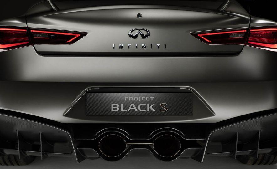 Infiniti Q60 Black S concept - Slide 35