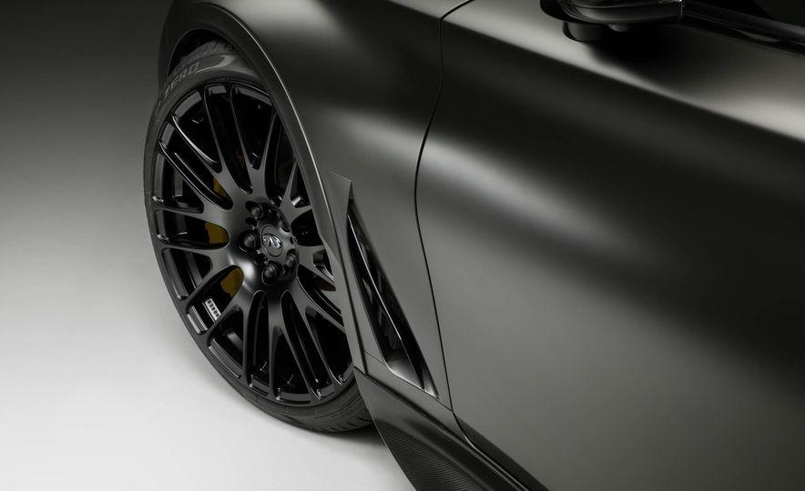 Infiniti Q60 Black S concept - Slide 36