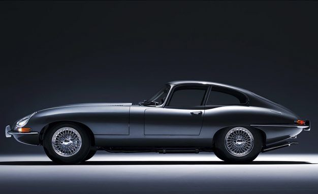 Jaguar E Type >> Jaguar Puts The Classic E Type Back Into Production Sort Of News
