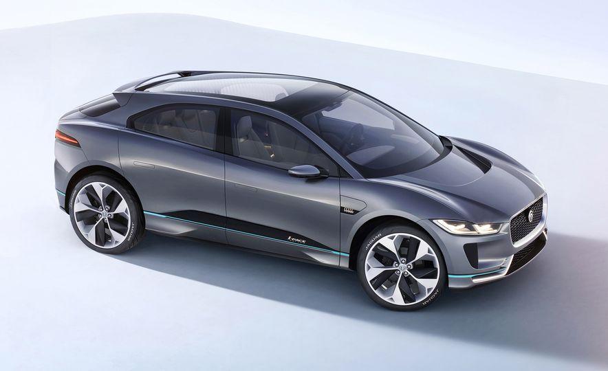 Jaguar I-Pace Concept - Slide 1