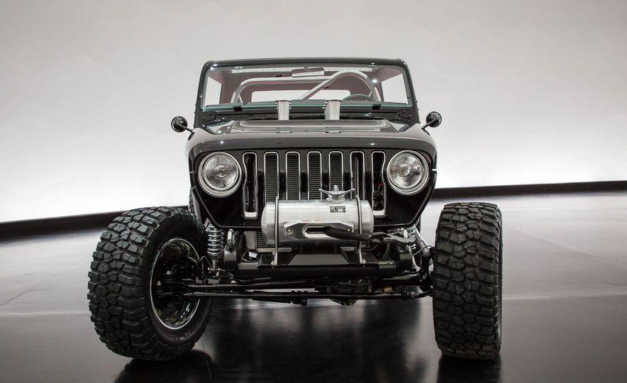 Jeep Quicksand concept - Slide 1