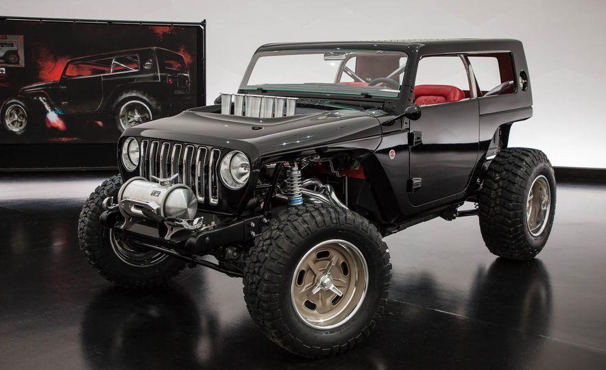 Jeep Quicksand concept - Slide 2