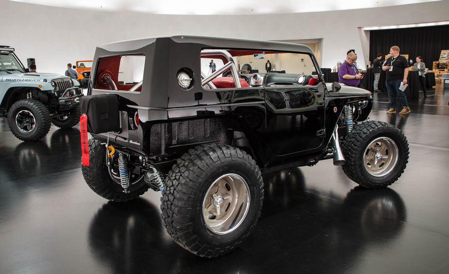 Jeep Quicksand concept - Slide 3
