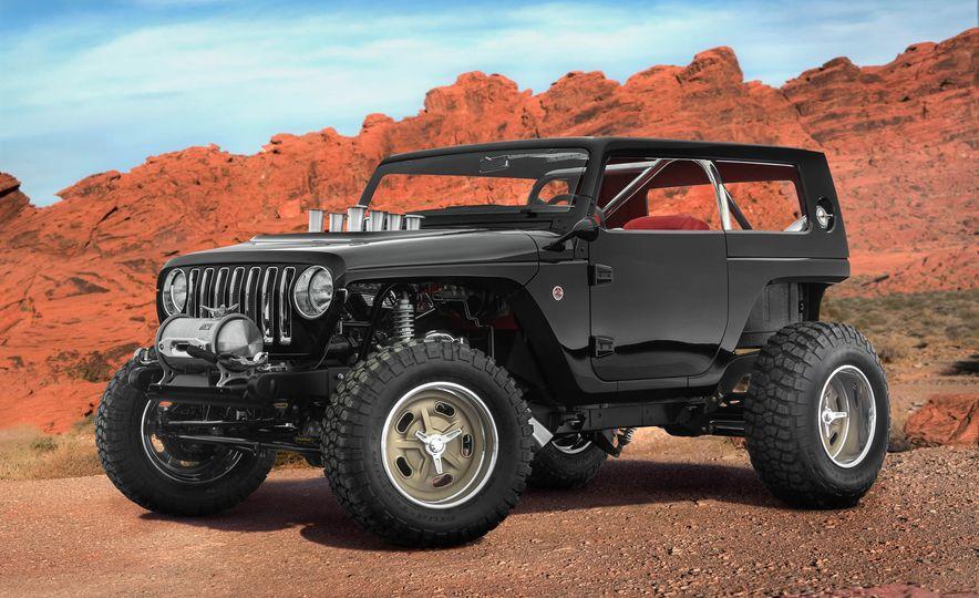 Jeep Quicksand concept - Slide 22