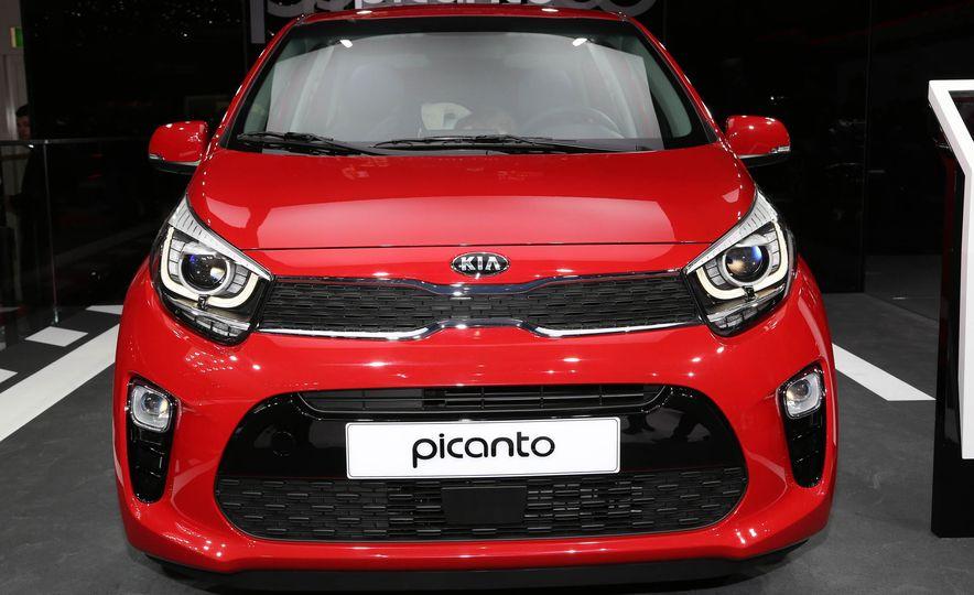 2017 Kia Picanto - Slide 1