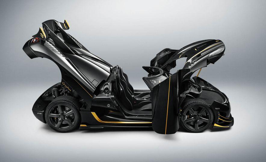 Koenigsegg Agera RS Gryphon - Slide 12