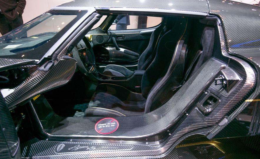 Koenigsegg Agera RS Gryphon - Slide 9