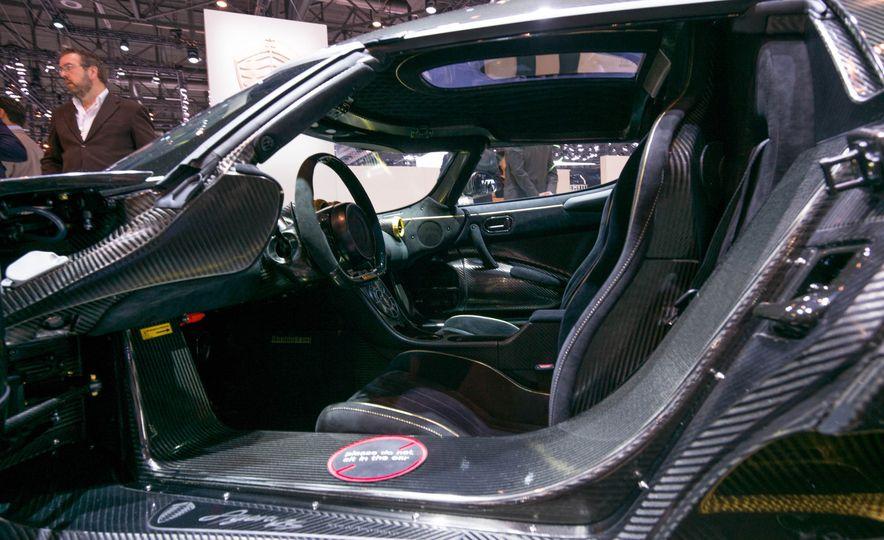 Koenigsegg Agera RS Gryphon - Slide 10