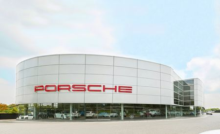 This Is the Largest Porsche Dealership in the World