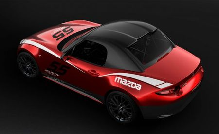 Racers Only: Mazda Announces Removable Hardtop for Miata