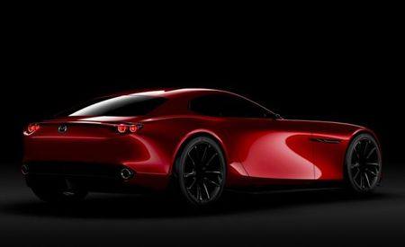 Mazda Still Working on Wankel Engines, But Not Like You'd Hope