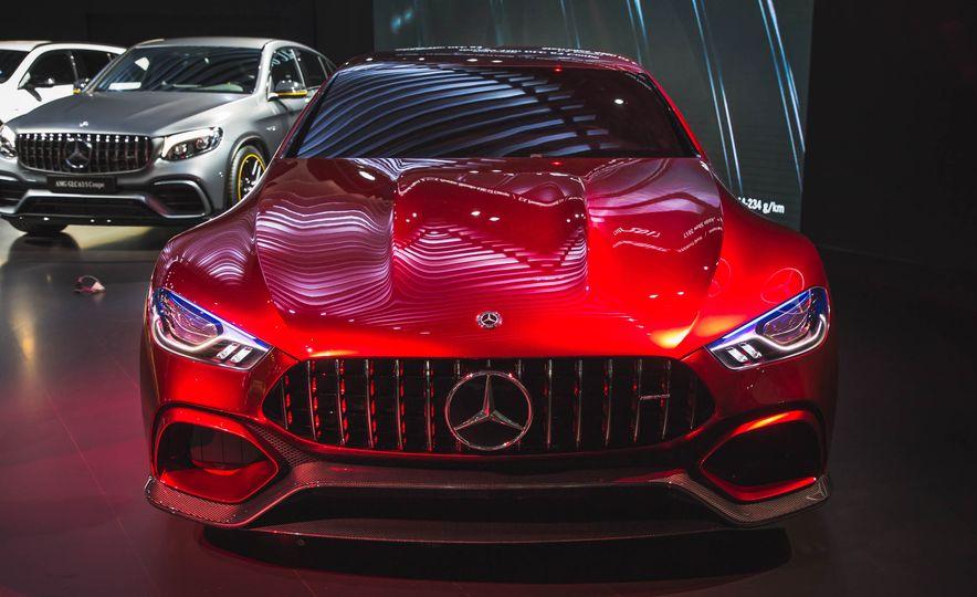 Mercedes-AMG GT concept - Slide 1