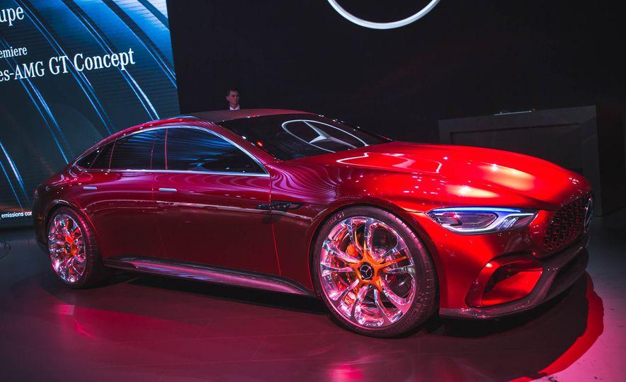 Mercedes-AMG GT concept - Slide 2