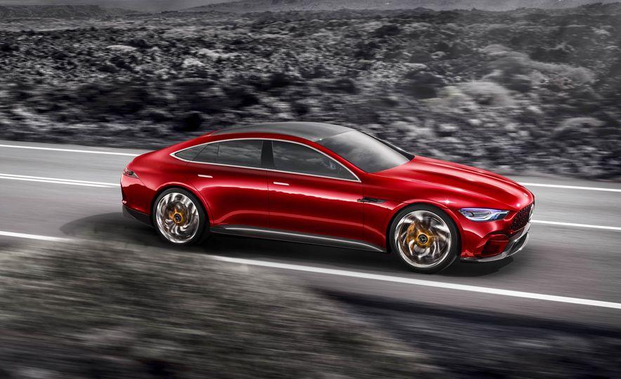 Mercedes-AMG GT concept - Slide 18