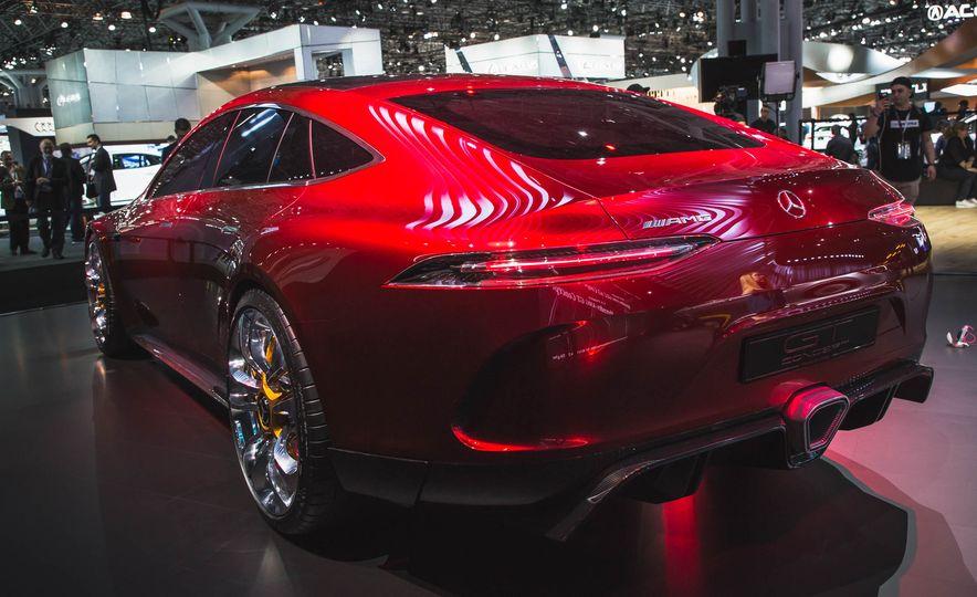 Mercedes-AMG GT concept - Slide 4