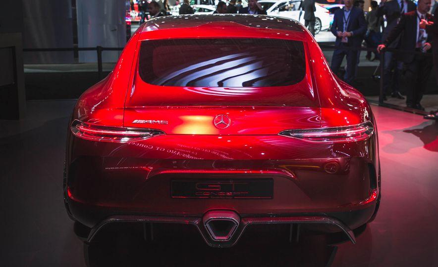Mercedes-AMG GT concept - Slide 5