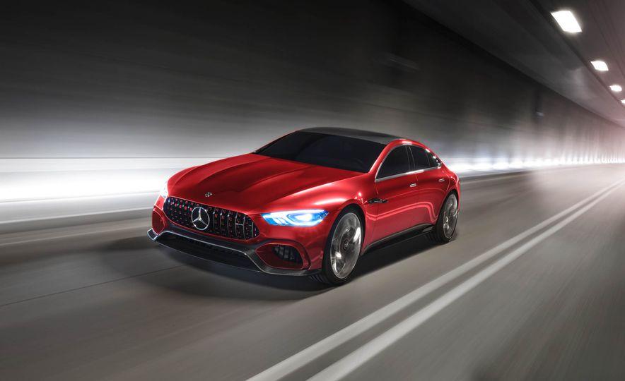 Mercedes-AMG GT concept - Slide 21
