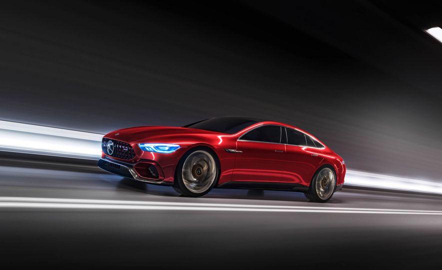 Mercedes-AMG GT concept - Slide 22
