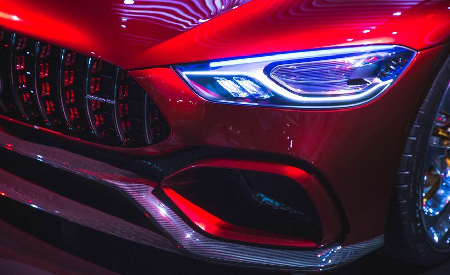 Mercedes-AMG GT concept - Slide 7