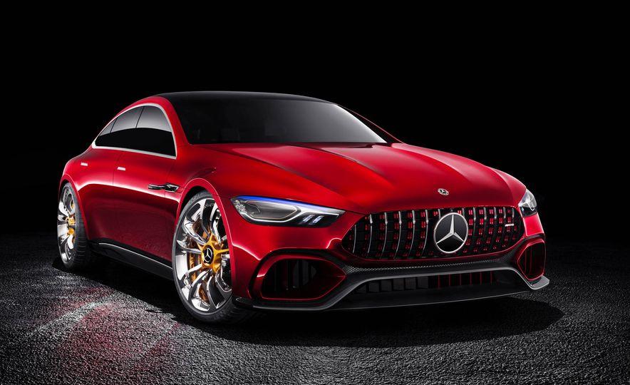 Mercedes-AMG GT concept - Slide 24